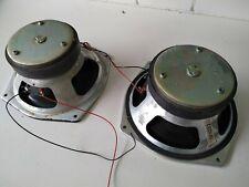 Pair Of KEF SP1022 Cadenza Vintage Base - Main Driver Loudspeakers