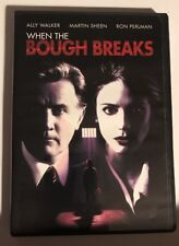 When the Bough Breaks DVD