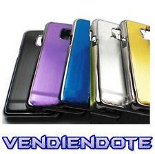 Funda Carcasa De Aluminio Para Samsung Galaxy S2 i9100 Azul Plata Oro Negro Lila