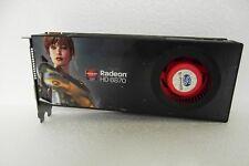 Sapphire Radeon HD 6870 PCIe-Grafikkarte 1gb GDDR 5 DVI DP HDMI 21179-00