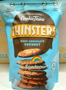 Mrs. Thinsters Dark Chocolate Coconut Cookie Thins 18 oz