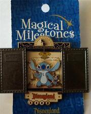 Disney Magical Milestones Twilight Zone Tower Terror Stitch Lilo Pin NEW