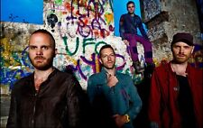 Coldplay Poster Length :800 mm Height: 500 mm SKU: 5084