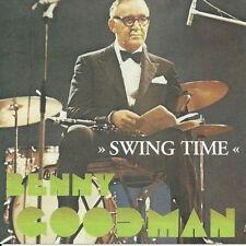 Benny Goodman Swing Time (Basin Street Blues, Royal Flush) World Star CD