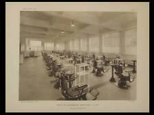 L'ARCHITECTE 1929 ECOLE DENTAIRE LYON, ROUX SPITZ, RESTAURANT CAPUCINES PARIS