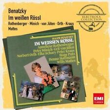 Anneliese Rothenberger - Benatzky Im Weiben Rossl 1988 Remast (NEW CD)