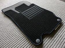 $$$ Rips Fußmatten passend für Mercedes Benz SL R230 AMG + SCHWARZ + NEU $$$