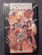 2008 Marvel ULTIMATE POWER by Bendis & Land 1st Printing HC/DJ NM/VF