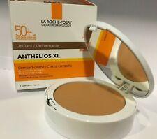 La Roche Posay Anthelios XL 50 Unifying Compact SPF 50+ Choose Shade 01, 02 NIB