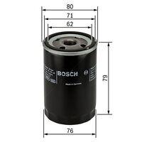 BOSCH Oil Filter 0451103351 - Single