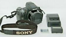 Sony Cyber-shot DSC-HX1 9.1MP Digital Camera 20X Opt Zoom Kit Bundle Extras