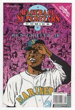 Ken Griffey Jr. 1992 Baseball Superstars Comics - Comic Book #3 Seattle Mariners