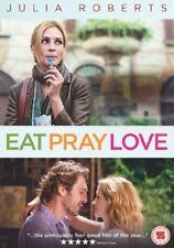 Eat Pray Love 5035822922839 With Julia Roberts DVD Region 2
