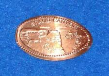*Brand New Radiant Grand Canyon Souvenir Penny Arizona Colorado River Helicopter