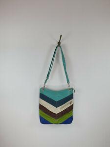 Noi Noi Shoulder Bag Shopper Blossom Blue