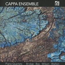 Piano Quartets von Cappa Ensemble (2014)