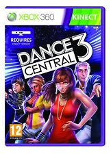 Pal version Microsoft Xbox 360 Dance central 3 (kinect)