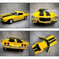 1971 Chevrolet Camaro Special Edition Diecast Boxed 1:18 Scale Model Car