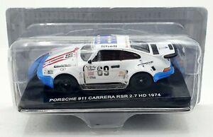 EBOND Porsche 911 Carrera RSR 2.7 HD - 1974 - DeAGOSTINI - 1.43 - 0101.