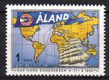 Finland / Aland - 1992 Cape Horn congress Mi. 55 MNH