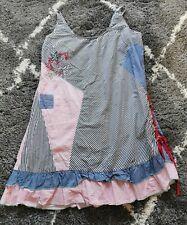 Joe Browns Size 24 Stripe Summer Tunic Dress