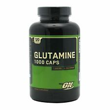 GLUTAMINE 120 CAPS 1000mg by Optimum Nutrition