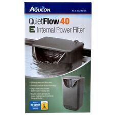 LM Aqueon Quietflow E Internal Power Filter 40 Gallons