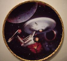 Star Trek - U.S.S.Enterprise Ncc-1701 - The Voyagers - The Hamilton Collection