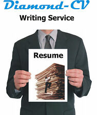 Diamond-CV Professional Resume, CV & Cover Letter Writing Service