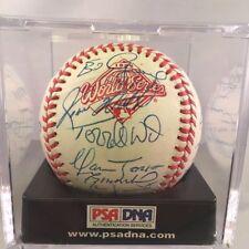 Atlanta Braves Original Autographed Baseball MLB Balls