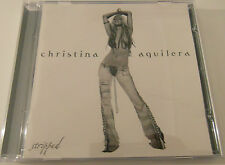 Christina Aguilera - Stripped ( CD Album 2002 ) Used Very Good