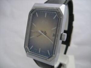 vintage renis nos mens watch swiss date 1960;s new