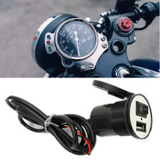 Chargeur moto Moto Adaptateur secteur USB Port Prise étanche 12V BK2X