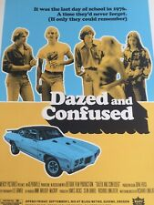 Tim Jordan - Dazed and Confused '14 S/N Screen Print /45 - Bijou Eugene OR MINT!