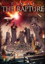 Final: The Rapture The End is the Beginning  (DVD, 2015) Christian  Revelaton