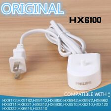 Genuine Philips HX6100 Sonicare FlexCare Toothbrush Charger for HX6930 HX6920