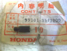 ORIGINAL HONDA XR200 CR125A XR650R MAIN JET (120) -- 99101-357-1200 NOS
