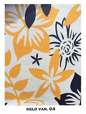 Corano 04 Floral Vinyl for Upholstery, Cut by Yard or Roll