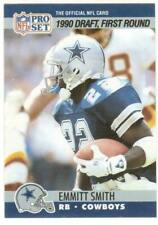 1990 PRO SET #685 EMMITT SMITH ROOKIE