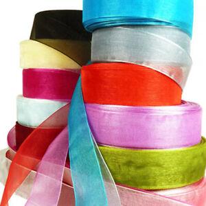 Organza Ribbon Pack 10 metres