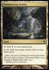 *MRM* FR 4x Grotte chatoyante ( Shimmering Grotto)  MTG Innistrad