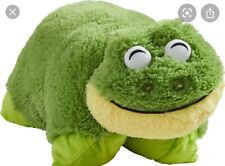 Green Frog Pillow Pet Stuffed Animal Toy Full Size