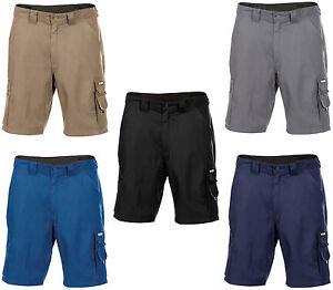 DASSY Shorts kurze Hose Arbeitsshort Workwear Herren Bermuda Short Bari