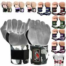 Be Smart Power Weight Lifting Wrist Wraps Support Gym Workout Bandage Straps 18""