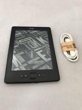 "Amazon Kindle D01100, 2GB, Wi-Fi, 6"" Black  E-Ink Display  - Works Great!"