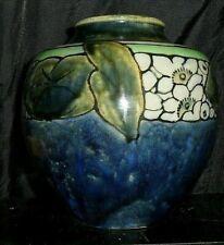 Royal Doulton Margaret Thompson & Bessie Newbury 1912 'new style' Vase / pot exc