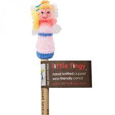 Angel marioneta Lápiz-Tejido A Mano