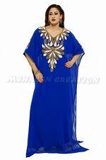 MODERN FARASHA ARABIAN ISLAMIC GEORGETTE LUXURY WOMEN CLOTHING CHRISTMAS 1003