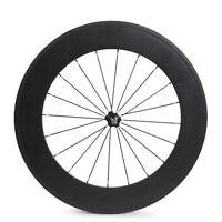 23mm Width Carbon Wheel 88mm Clincher Tubular Road Bicycle Single Wheel 700C