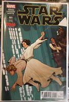 Star Wars #1 Marvel 2015 Kings Comics Joe Quinones